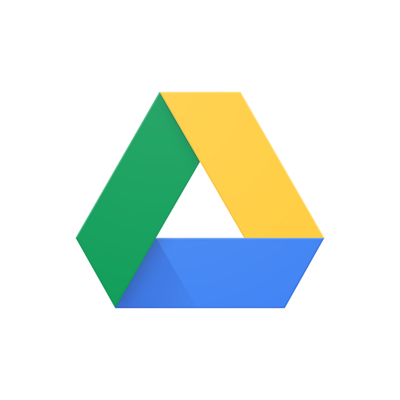 Manage and upload any file to a folder in your Google Drive account.